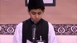 Bustan-e-Waqfe Nau - 30 Novembre 2014