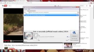 Cum descarci clipuri de pe youtube sau muzica de pe trilulilu