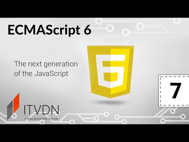 ITVDN. Видеокурс по JavaScript Advanced