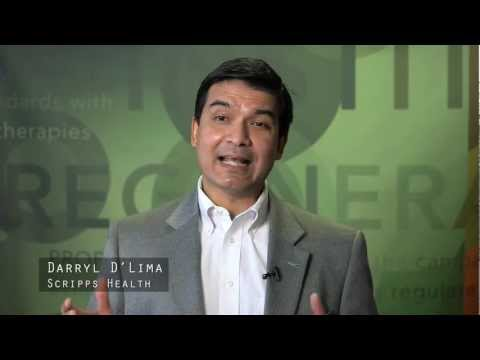 Darryl D'Lima, Scripps Health - CIRM Stem Cell #SciencePitch Challenge