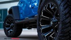 Jeep Wrangler Feature - Fuel Assault Wheels    AutoCraze