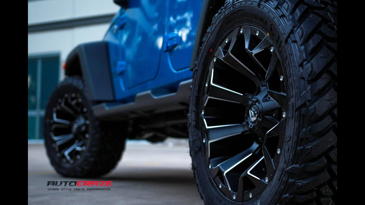 f76016bbd4f Jeep Wrangler Feature - Fuel Assault Wheels