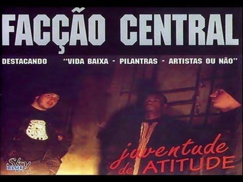 Facção Central - Juventude de Atitude (1995)