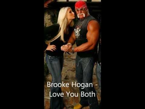 Brooke Hogan - Love You Both ( Lyrics video )