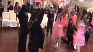 Promo 6to D bailando Coreografia Mix Mi Nina Bonita -  parte 2