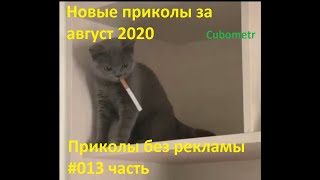 Приколы часть 13  Лучшие приколы август 2020!!!