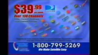 American Satelite DirecTV Commercial