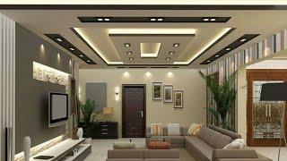 False Ceiling Design For Living Room, Fall Ceiling Designs For Living Room