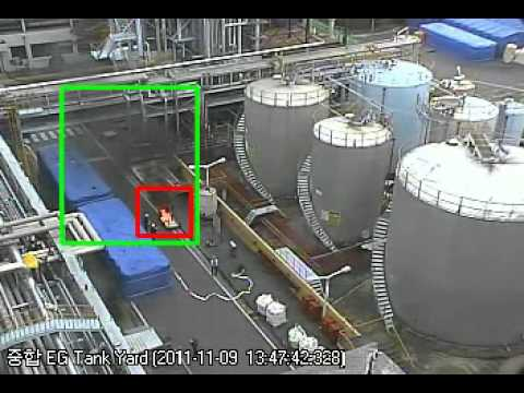 Idosi Com Cctv Ai Monitoring System Fire Detection Demo