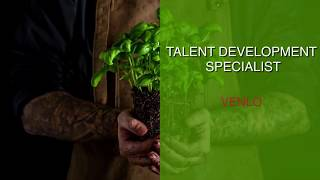 Vitacress Real zoekt een Talent Development Specialist