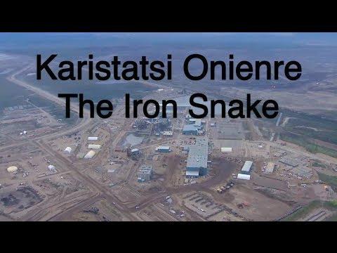 Karistatsi Onienre: The Iron Snake