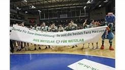 HSG Fans singen vor dem Gummersbach-Spiel bei HIT Radio FFH