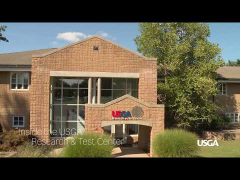 USGA Golf Journal: Inside the USGA Research and Test Center