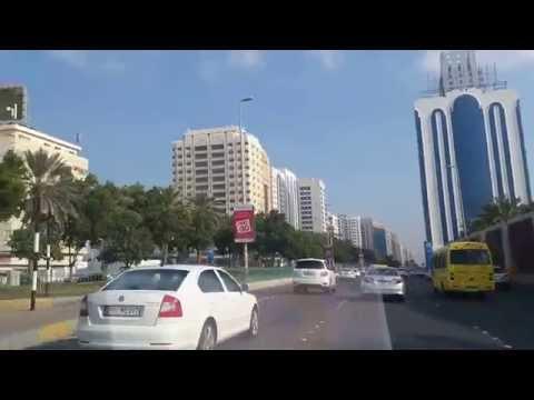 Abu Dhabi Driving 2016