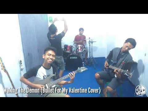 Waking The Demon (Bullet For My Valentine Cover)