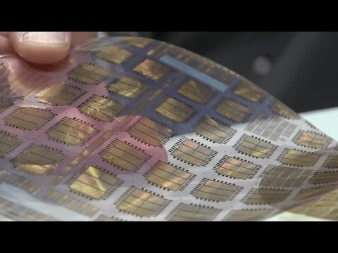 $0.01 Flexible Plastic ARM Processor by PragmatIC