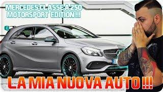 LA MIA NUOVA AUTO !!! Mercedes Classe A 250 MotorSport Edition