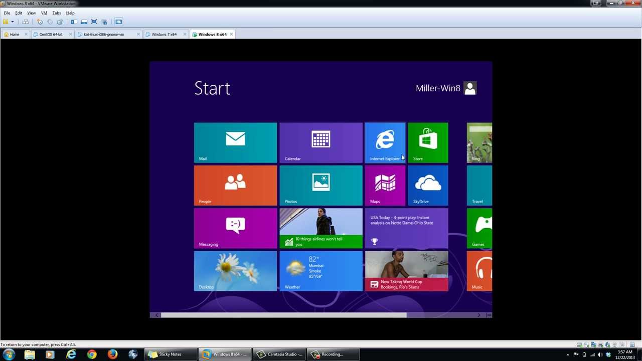 Reset windows 8 password - No Software Download needed