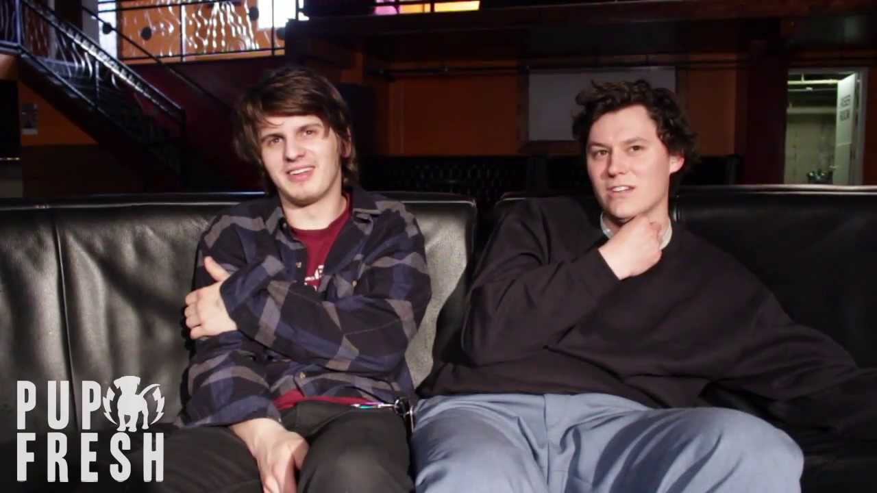 10 favorite things with the front bottoms youtube