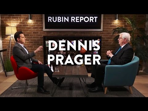 Dennis Prager and Dave Rubin: Religion, Israel, Gay Marriage, and Trump (Full Interview)