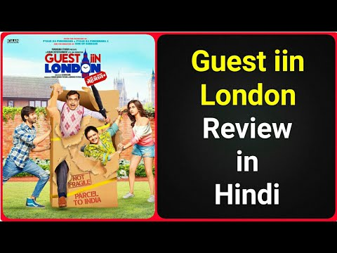 Guest iin London - Movie Review