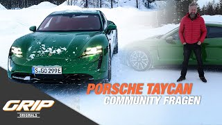 Porsche Taycan 4S in Finnland - Eure Fragen I GRIP Originals