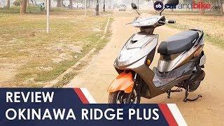Okinawa Ridge+ Review   NDTV carandbike