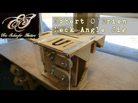 Making the Most out of the Robert O'brien Mortise and Tenon Jig