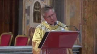 Omelia della Santa Messa 11 Giugno 2017 DOMENICA DELLA SS. TRINITA' – ANNO A