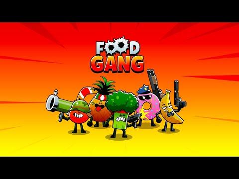 Food Gang by Bloop Games - Official Game Trailer