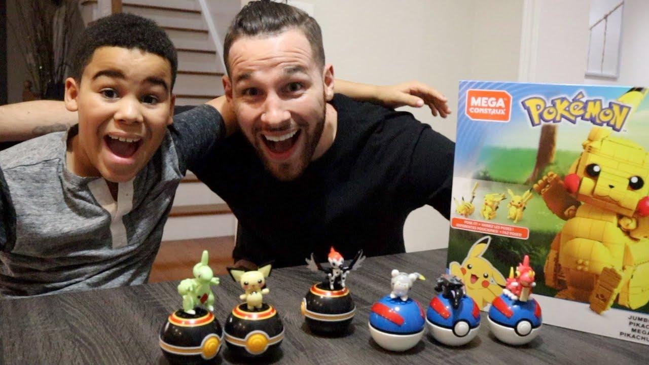 Pokemon Magic Trick Kids Pretend Play