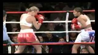 Holly Holm vs Anne Sophie Mathis - 12/7/11