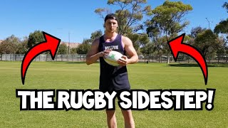 How to Sidestep like the Pro's | Rugby Skills Tutorial