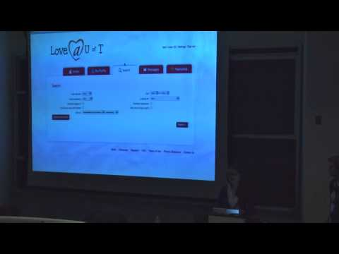 LoveUT - Web Startup Society