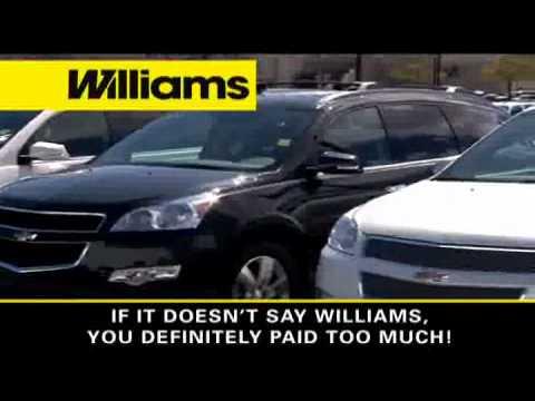Superb 2012 Chevy Impala    Chevy Confidence    Williams Chevrolet    Traverse City,  MI