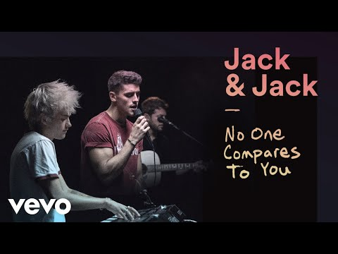 "Jack & Jack - ""No One Compares to You"" Official Performance 