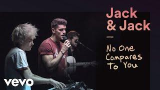Скачать Jack Jack No One Compares To You Official Performance Vevo