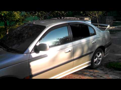 Доводчик стекол Toyota Avensis I
