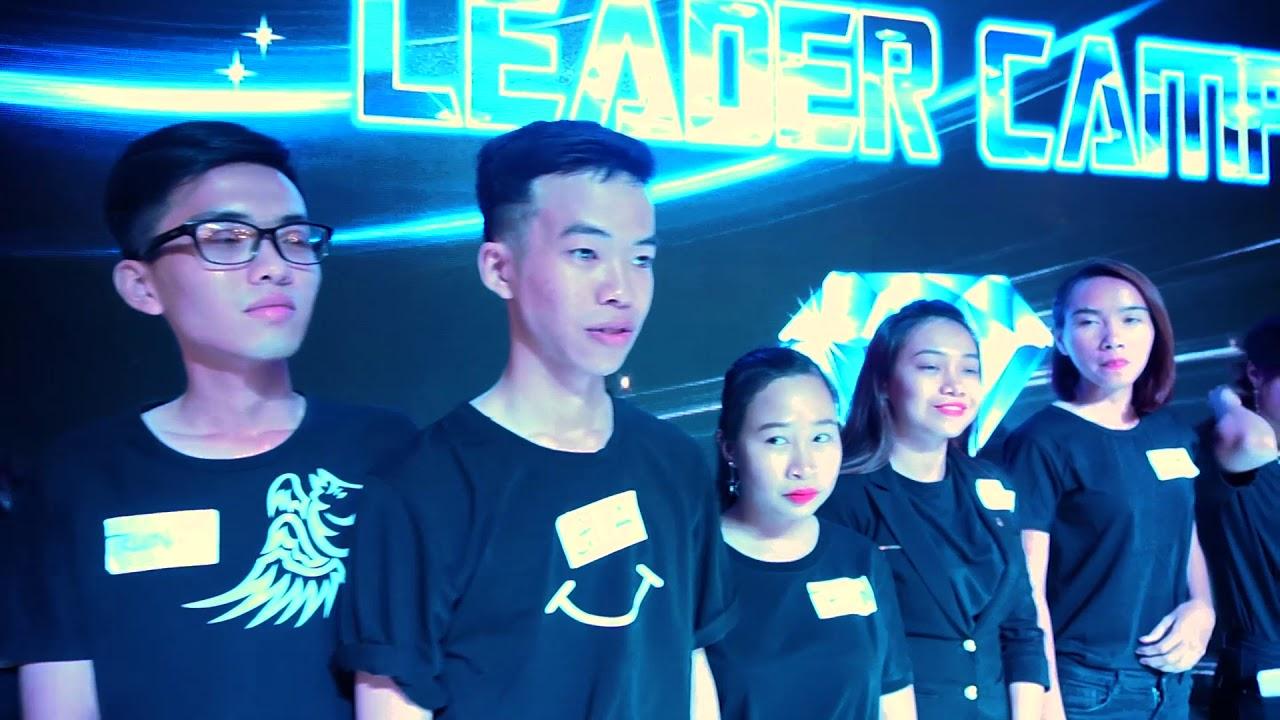 Diamond Leader Camp – KHOÁ HỌC THỦ LĨNH ĐỈNH CAO – Hà Mạnh Linh