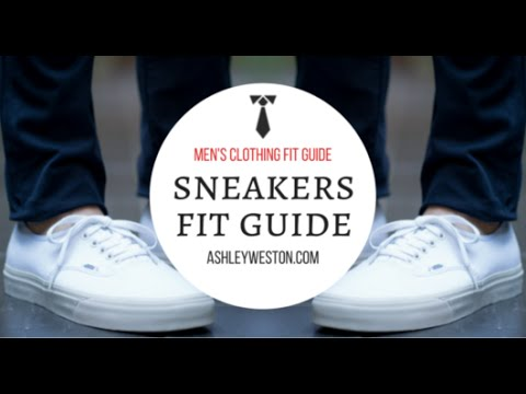 928c8082 How Should Shoes Fit - Men's Clothing Fit Guide - YouTube