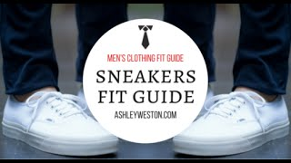 How Should Shoes Fit - Men