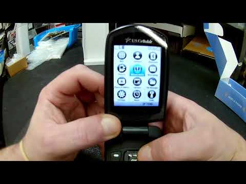 Kyocera E4510 US Cellular Unboxing