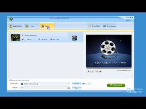 Trying out AVD Video Converter - YouTube