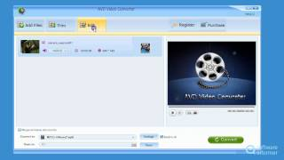 Trying out AVD Video Converter