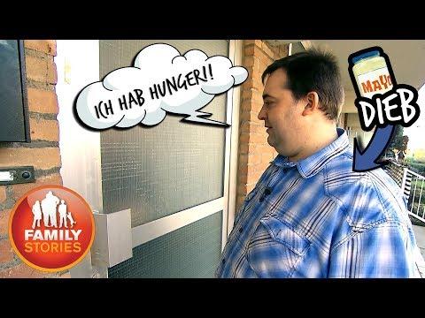 Wer Mayo klaut, muss draußen essen |Ein Block nimmt ab | Family Stories