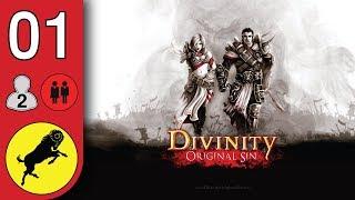 Divinity: Original Sin (PC) - ITA Ep01 - Coop con Riccardo - I primi passi