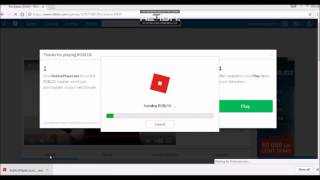 Tutorial I How to install Roblox very simple!!