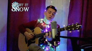 Frank Sinatra - Let it snow (Afanasyev Alexander guitar cover)
