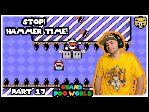 Conquering The Final Switch Palace: Grand POO World 17