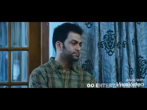 Prithviraj mass dialouge about life from...